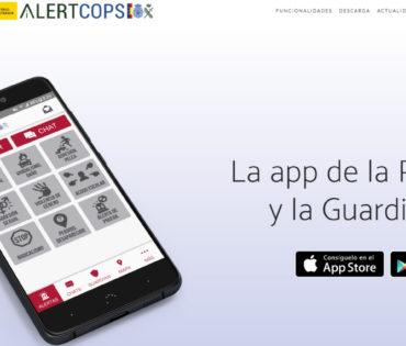 Aplicación para geolocalizar peregrinos y alertar a las autoridades